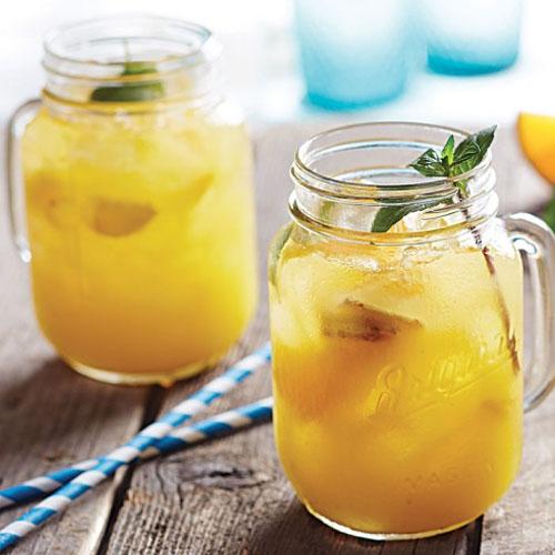 Bebidas rehidratantes hechas en casa