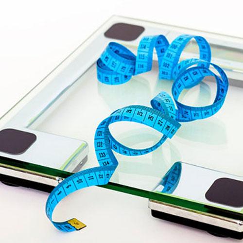 Los jueces en la pérdida de peso